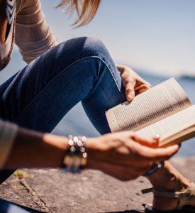 Avkoppling med en bok